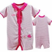 Baby jumper - short sleeves nb to 24 month bc-5267