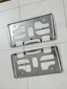 Car plate holder daihatsu