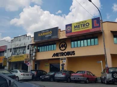 1.5 Storey Link factory, USJ 7 , Subang For Sale