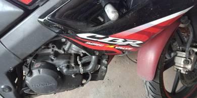 2008 Honda CBR150R