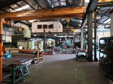 Detached Factory Cheras Jaya Balakong Taming Jaya