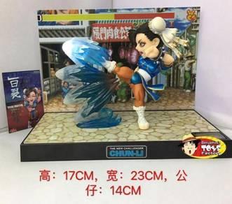 Very Q Street Fighter Chun Li (Emitting Sound)