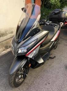 Modenas elegan 250 - whatsapp apply