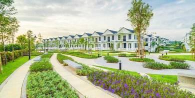 Affordable FreeHold Landed 4R4B 2Storey Garden-Home Ever In Putrajaya