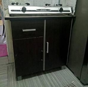 Kitchen Gas Cabinet