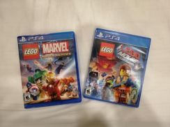 PS4 Marvel lego
