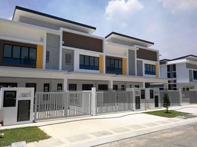 [CashBack RM 64K] , 22x75 Freehold 2 Storey House 0% D/P , Sepang