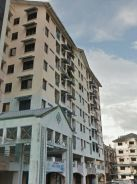 LAksamana 1 Apartment (near Pay Fong School) With Lift & 24hr Security
