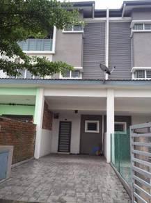 FULL LOAN UNIT+LEGAL FEES Taman Aman Larkin TownHouse For Sale