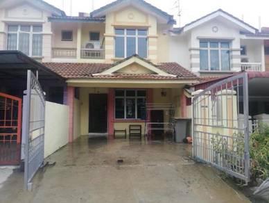 Taman Sri Pulai Double Storey House Skudai LOW RENTAL
