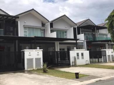 Horizon Hills The Green Double storey 22X75 Superlink (Bukit Indah )