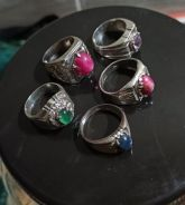 5 bentuk cincin
