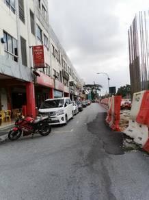 4 storey shop at Kampong Pandan Maluri