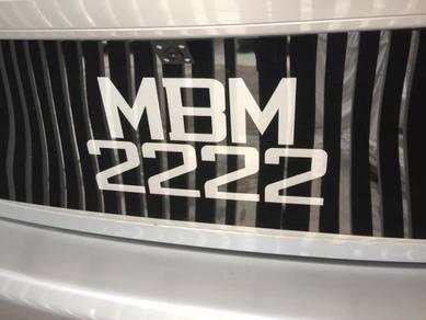 Mbm 2222 derect onwer Johor Bahru