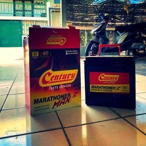 MF Century Battery Bateri Kering