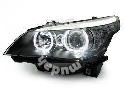 Bmw e60 03 to 06 head lamp led ring