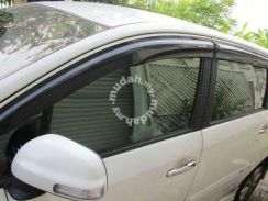 New myvi icon mugen door visor sun visor