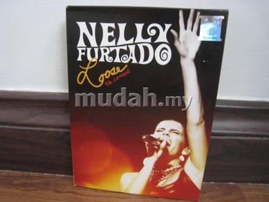 CD Nelly Furtado - Loose The Concert CD/DVD