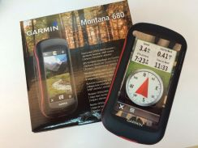 Garmin Montana 680 GPS/GLONASS Navigator