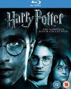 BluRay Harry Potter:The Complete 8-Film Collection