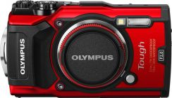 Olympus Tough TG-5 and PT 058 under water casing