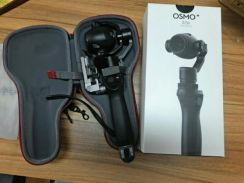 DJI Osmo+ video camera and extra battery