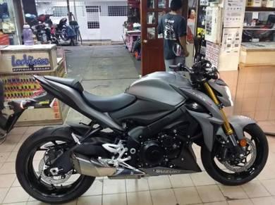 Suzuki gsx1000 z1000 foc exhaust and rm3k voucher