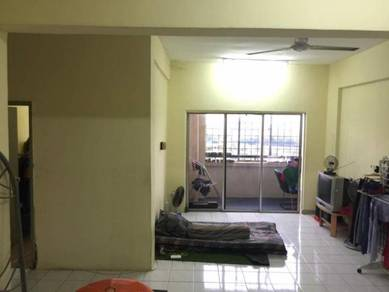 Sri Angkasa Apartment- Free Stamp Duty,Freehold, Shah Alam Seksyen 28