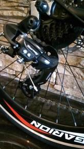 Racing Bicycle Shimano Basikal Disc Alloy -Factory