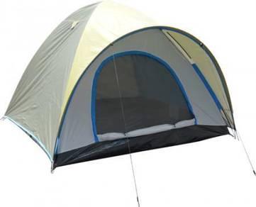 Meran 4 Person Dome Tent