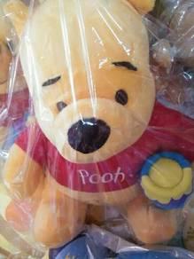 Teddy bear pooh besar