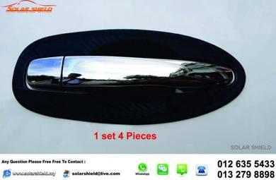 Nissan Navara NP300 Door Handle Cover Carbon