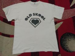 Super lovers t shirt old skool fits to size l