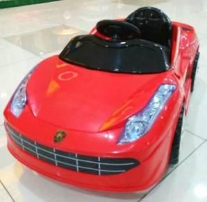 Ferrari Kids baby car kanak2 w/Remote Control=)/.]
