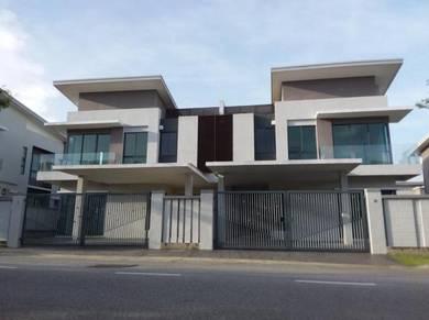 2 Storey Semi-D AVIVA GREEN.The Premium Living Homes in S2