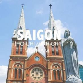 BIG SALE ALL MUST GO 4D 3N Saigon, Vietnam