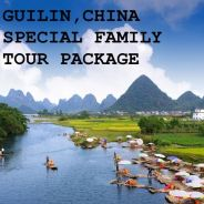 BIG SALE ALL MUST GO 5D 4N Guilin Family Package