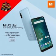 New Xiaomi A2 Lite 3+32GB Original Myset