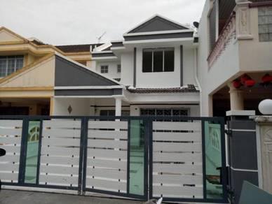 Taman Merdeka ,Double storey house for sale