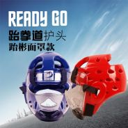 50% DISCOUNT Head Gear Protector with Mask for MMA
