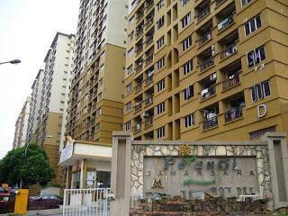 Pelangi Damansara Apartment, Petaling Jaya