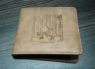 Warning Clothing wallet/dompet