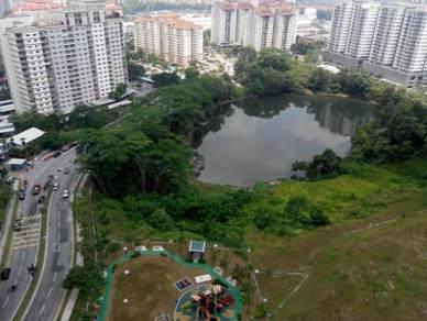 Suasana Lumayan Bandar Sri Permaisuri Tun Razak Cheras