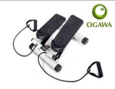 Swing stepper with elastic brand ogawa