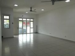 Double storey terrace house presint 11 putrajaya for rental!!