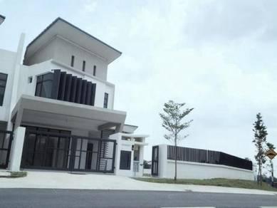 Double Storey Corner Lot, Big Land, Laman Glenmarie,Sect U1,Shah Alam