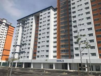 New Apartment Ganggarak Permai for Rent