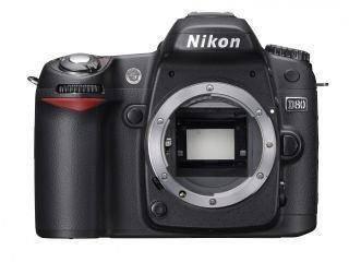 Dslr body - Nikon D80