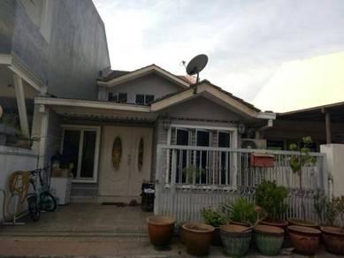 Sri Damansara 1.5 Storey Terrace House Freehold Renovated