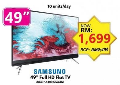 TV Samsung LED New model 49inch 2017/18